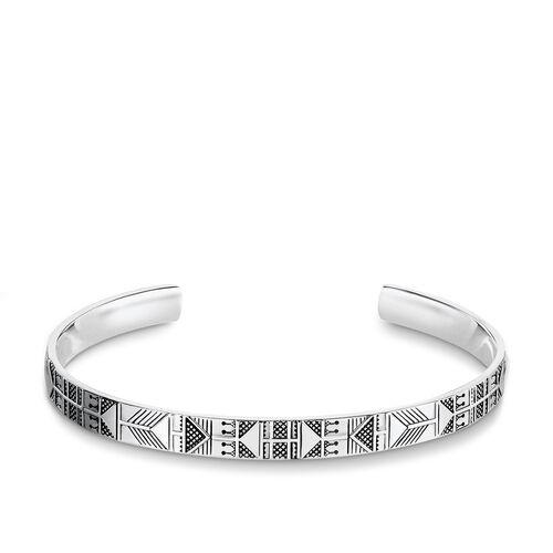 """brazalete """"etno"""" de la colección Rebel at heart en la tienda online de THOMAS SABO"""