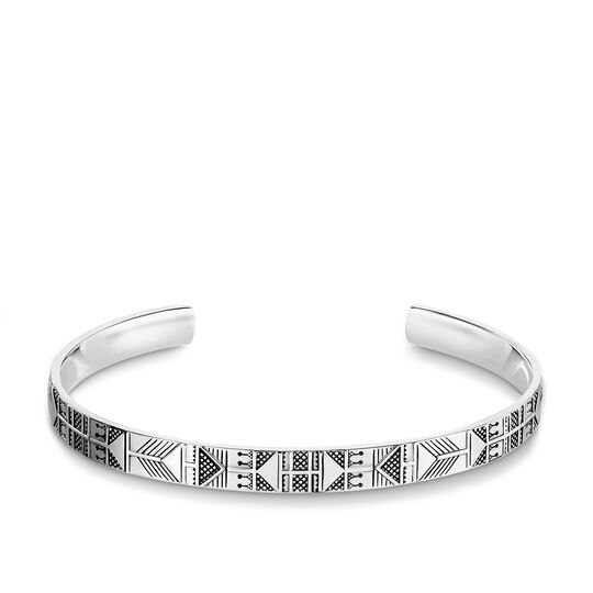 """bangle """"ethnic"""" from the Rebel at heart collection in the THOMAS SABO online store"""