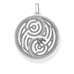 pendant yin & yang from the Rebel at heart collection in the THOMAS SABO online store