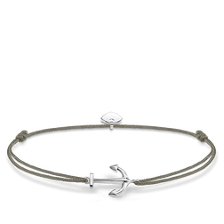"bracciale ""Little Secret ancora"" from the Glam & Soul collection in the THOMAS SABO online store"