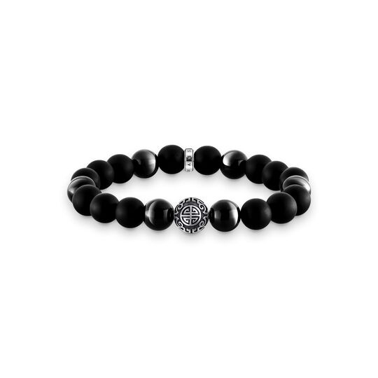 bracelet ethnic black from the Glam & Soul collection in the THOMAS SABO online store