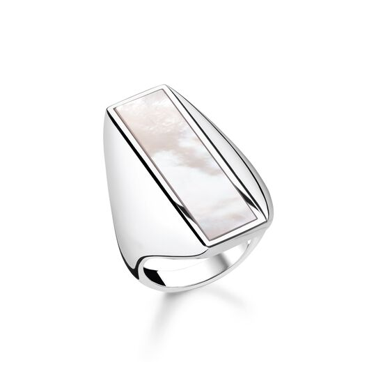 ring mother of pearl from the Glam & Soul collection in the THOMAS SABO online store