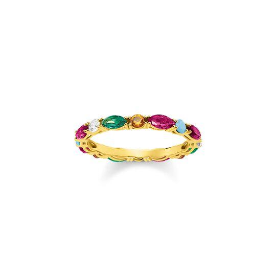 anillo Piedras de colores de la colección  en la tienda online de THOMAS SABO