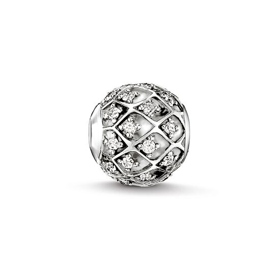 "Bead ""royal lotus"" from the Karma Beads collection in the THOMAS SABO online store"