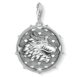 "Charm pendant ""disc dragon & tiger"" from the  collection in the THOMAS SABO online store"