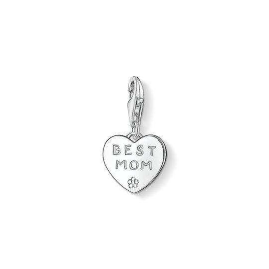 pendentif Charm BEST MOM de la collection Charm Club dans la boutique en ligne de THOMAS SABO