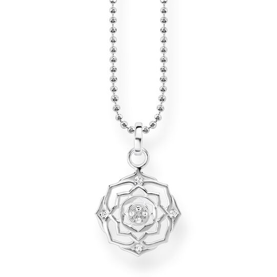 """necklace """"crown chakra"""" from the Glam & Soul collection in the THOMAS SABO online store"""