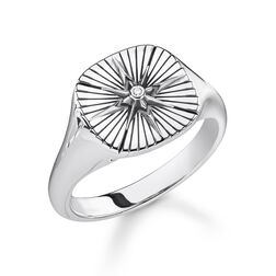 "Ring ""Vintage Stern"" aus der Rebel at heart Kollektion im Online Shop von THOMAS SABO"