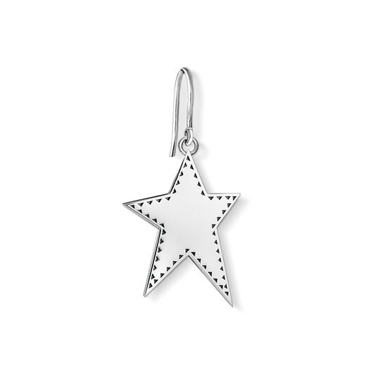 """earring """"star"""" from the  collection in the THOMAS SABO online store"""