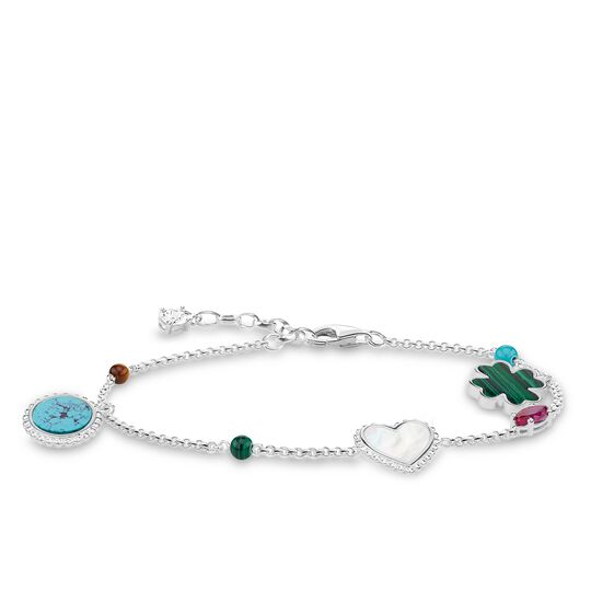 "bracelet ""Riviera Colours"" from the Glam & Soul collection in the THOMAS SABO online store"