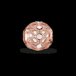 """Bead """"gotas de rocío"""" de la colección Karma Beads en la tienda online de THOMAS SABO"""