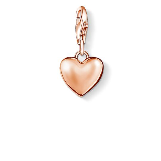 """Charm pendant """"heart"""" from the  collection in the THOMAS SABO online store"""