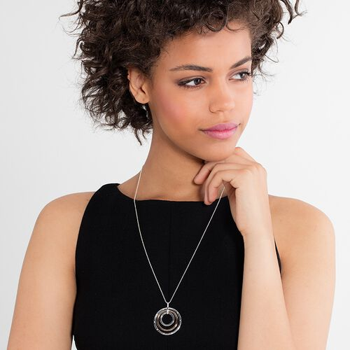 "pendant ""circles"" from the Glam & Soul collection in the THOMAS SABO online store"