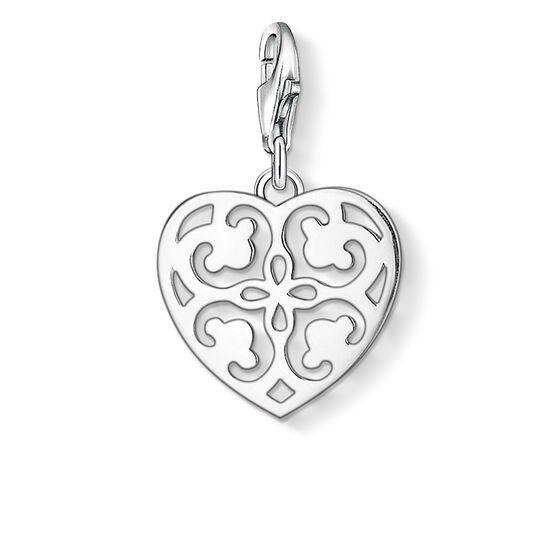 """Charm-Anhänger """"Ornament Herz"""" aus der  Kollektion im Online Shop von THOMAS SABO"""