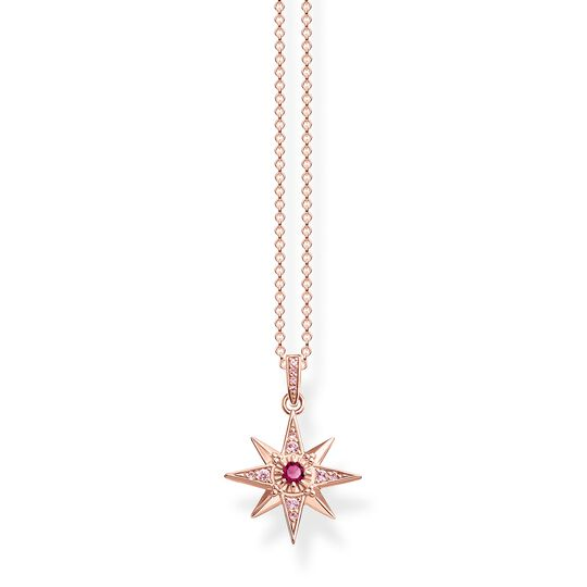 necklace star from the  collection in the THOMAS SABO online store