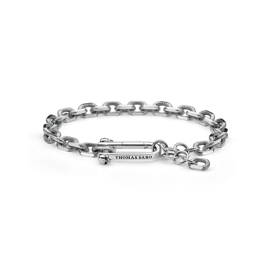 bracelet iconic from the Rebel at heart collection in the THOMAS SABO online store