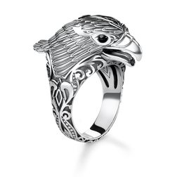 "bague ""aigle"" de la collection Rebel at Heart dans la boutique en ligne de THOMAS SABO"