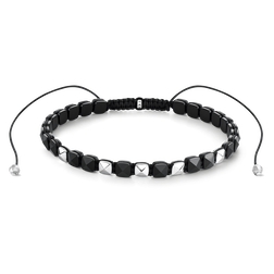 "necklace ""black Studs"" from the Glam & Soul collection in the THOMAS SABO online store"