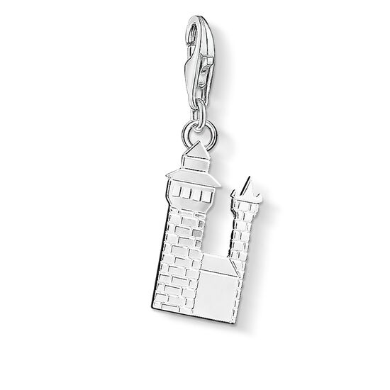 "Charm pendant ""Nuremberg Castle"" from the  collection in the THOMAS SABO online store"