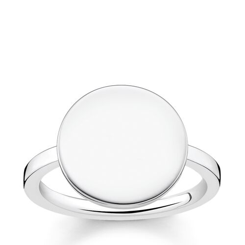 ring from the Love Bridge collection in the THOMAS SABO online store