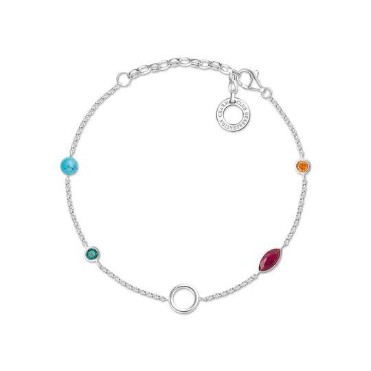 Charm-armband Stenar i färg ur kollektionen Charm Club i THOMAS SABO:s onlineshop