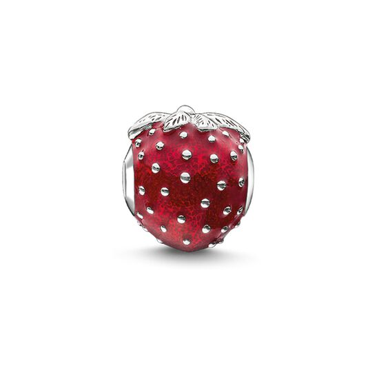 Bead strawberry from the Karma Beads collection in the THOMAS SABO online store