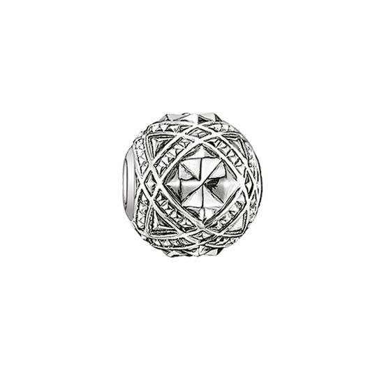 "Bead ""studs"" from the Karma Beads collection in the THOMAS SABO online store"