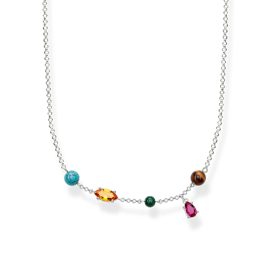 necklace Riviera Colours from the Glam & Soul collection in the THOMAS SABO online store