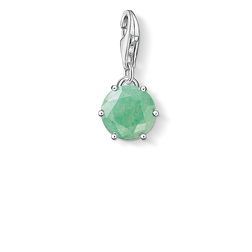 Charm pendant birth stone May from the  collection in the THOMAS SABO online store