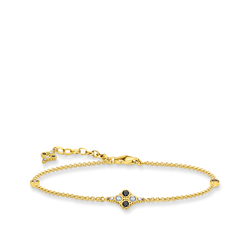 "bracelet ""Royalty gold"" from the Glam & Soul collection in the THOMAS SABO online store"