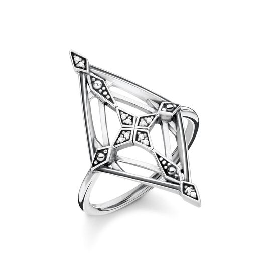 """ring """"Vintage cross"""" from the Glam & Soul collection in the THOMAS SABO online store"""