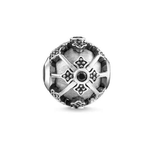 "Bead ""Royalty cross"" from the Karma Beads collection in the THOMAS SABO online store"