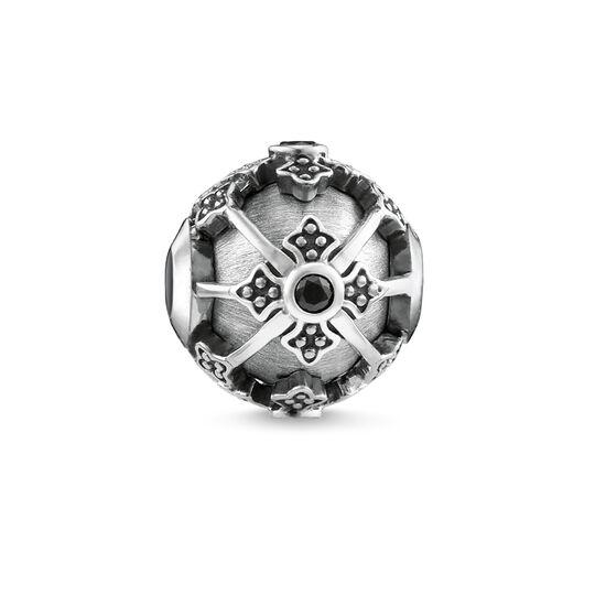 """Bead """"Royalty Kreuz"""" aus der Karma Beads Kollektion im Online Shop von THOMAS SABO"""