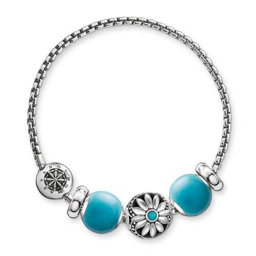 """bracelet """"ethnic"""" from the Karma Beads collection in the THOMAS SABO online store"""