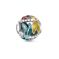 Bead dragonfly from the Karma Beads collection in the THOMAS SABO online store