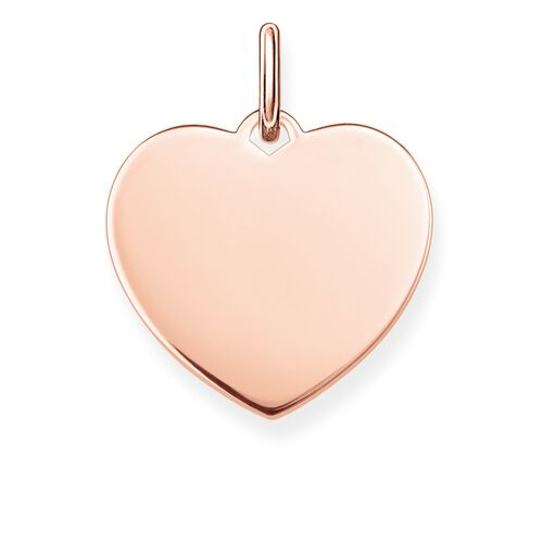 """pendant """"heart"""" from the Love Bridge collection in the THOMAS SABO online store"""