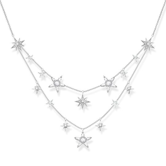 necklace stars from the  collection in the THOMAS SABO online store