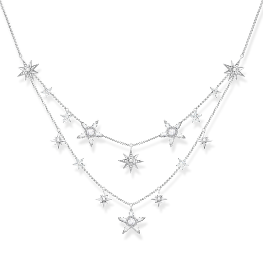 necklace stars from the Glam & Soul collection in the THOMAS SABO online store