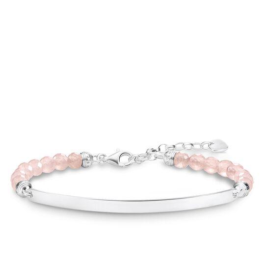 """pulsera """"rosa"""" de la colección Love Bridge en la tienda online de THOMAS SABO"""