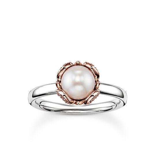 """solitaire perle """"fleur de lotus"""" de la collection Glam & Soul dans la boutique en ligne de THOMAS SABO"""