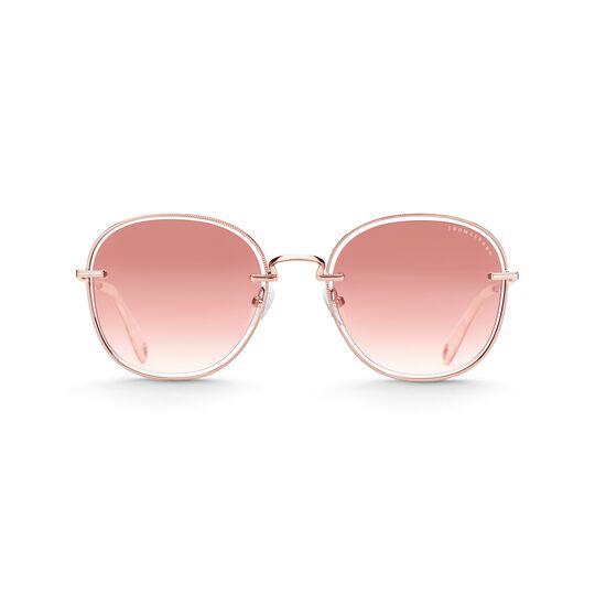 Solglasögon Mia kvadratiska rosa ur kollektionen  i THOMAS SABO:s onlineshop