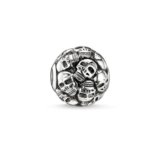 "Bead ""skulls"" from the Karma Beads collection in the THOMAS SABO online store"