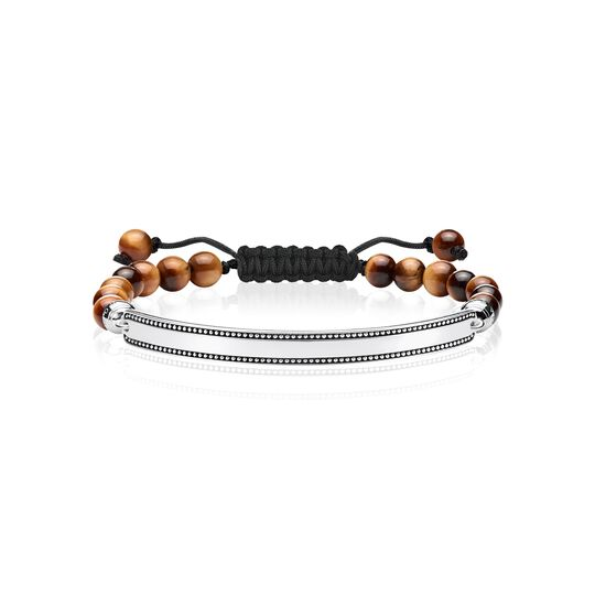 bracelet brown from the  collection in the THOMAS SABO online store
