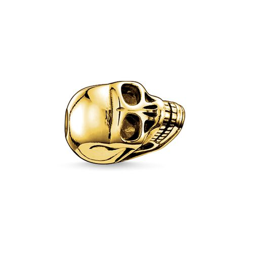 """Bead """"skull"""" from the Karma Beads collection in the THOMAS SABO online store"""