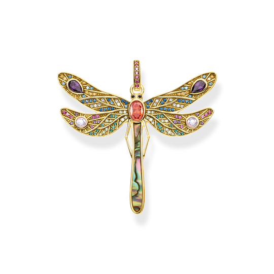 pendant dragonfly from the Glam & Soul collection in the THOMAS SABO online store
