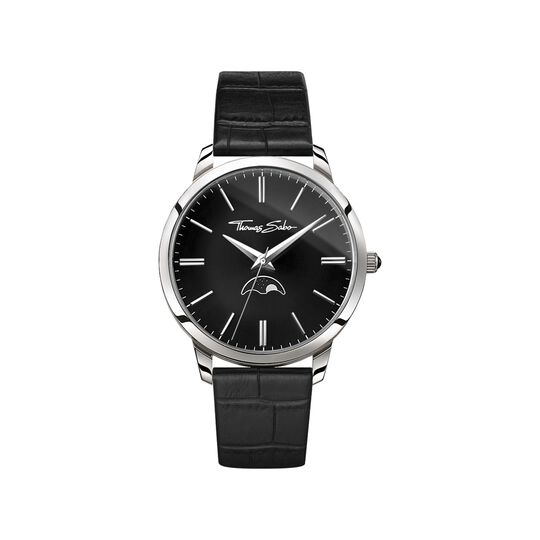 montre pour homme Rebel Spirit Moonphase de la collection  dans la boutique en ligne de THOMAS SABO