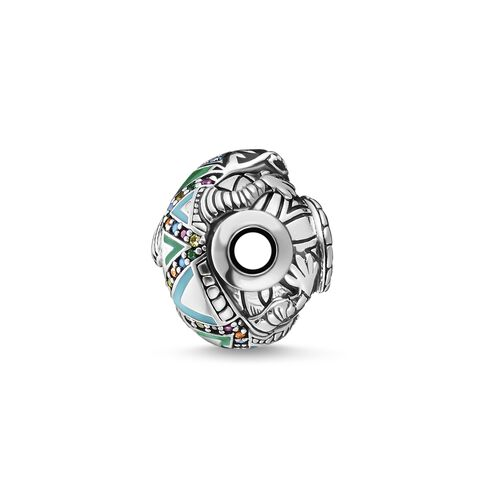 "Bead ""lizard"" from the Karma Beads collection in the THOMAS SABO online store"