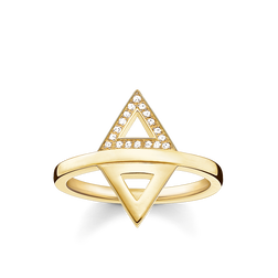 "ring ""triangle"" from the Glam & Soul collection in the THOMAS SABO online store"