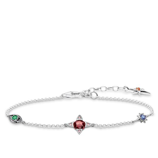 bracelet Small lucky charms, silver from the Glam & Soul collection in the THOMAS SABO online store