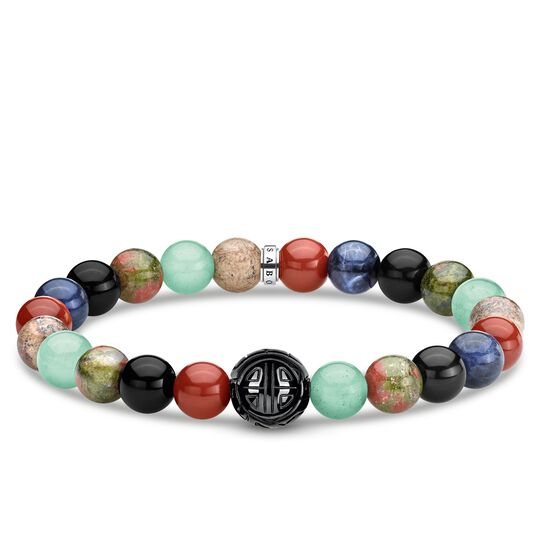 Armband bunt aus der Rebel at heart Kollektion im Online Shop von THOMAS SABO